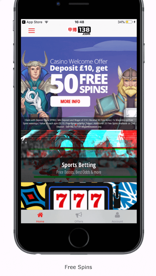 BetFred Casino Free Bet